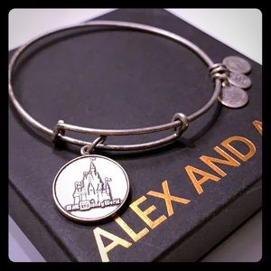 Alex and Ani Disney Parks Walt Disney World bangle